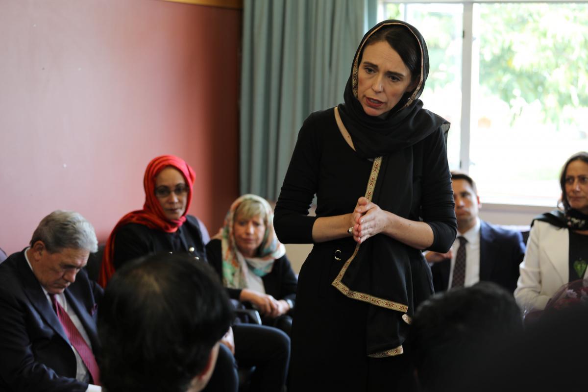 Прем'єр-міністр Нової ЗеландіїДжасінда Ардерн / REUTERS