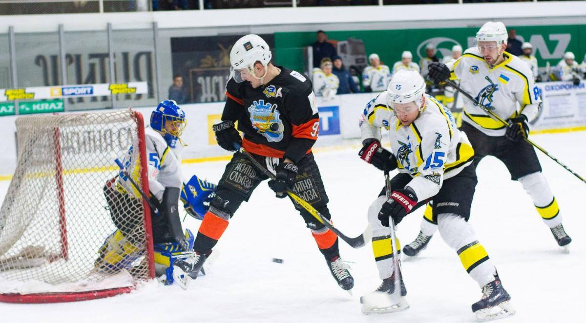 Кременчуг обіграв Донбас у матчі плей-офф ВХЛ / uhl.ua
