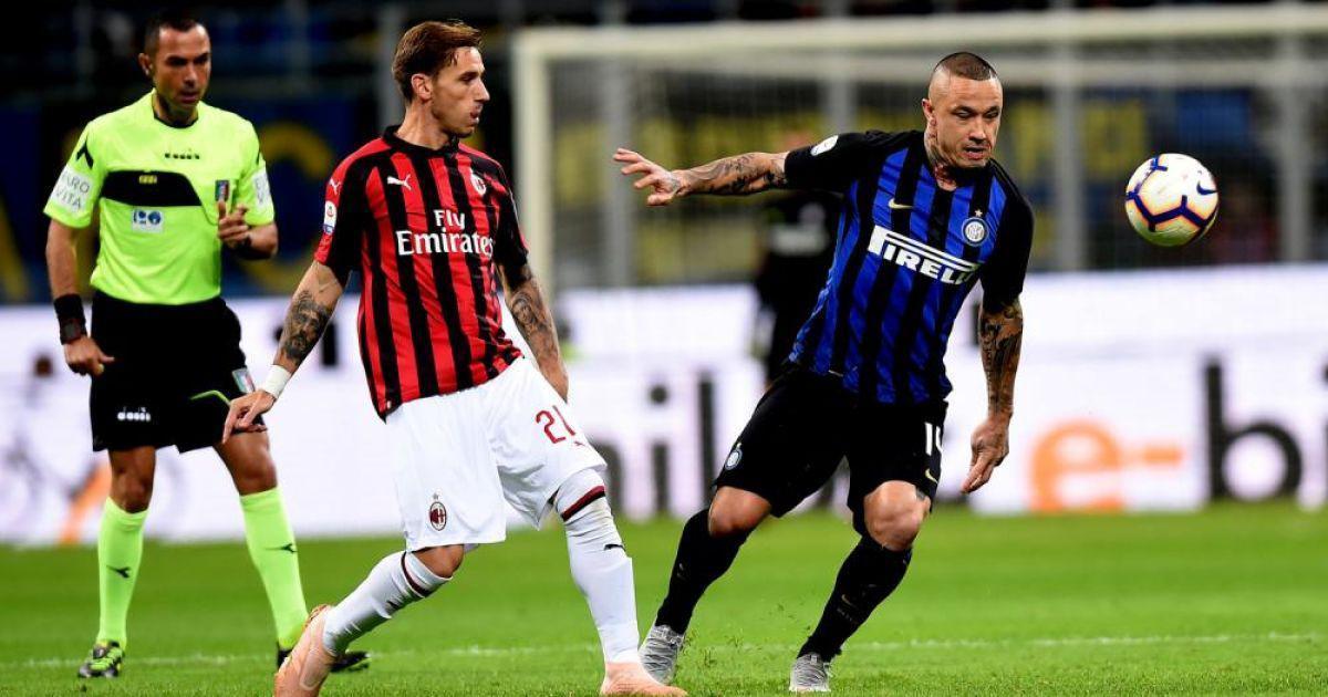 Очередной матч Милана и Интера вызвал безумный ажиотах болельщиков