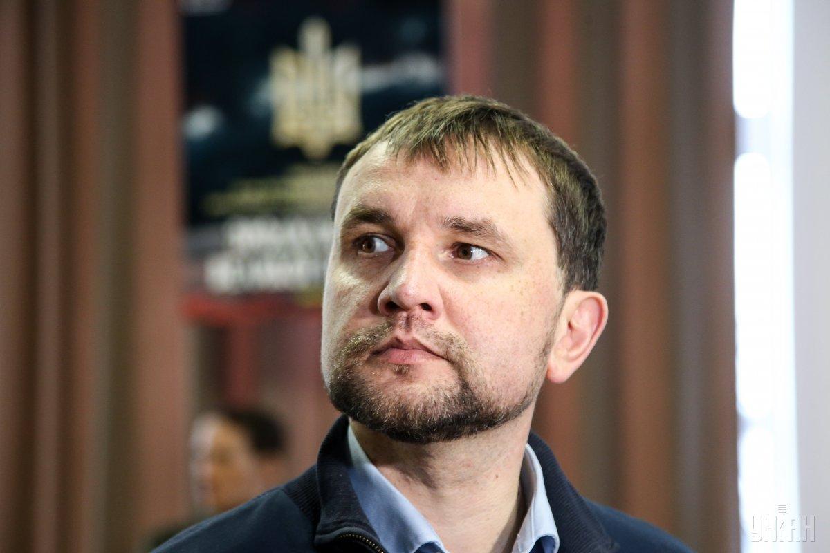 В'ятрович був обраний народним депутатом / фото УНІАН