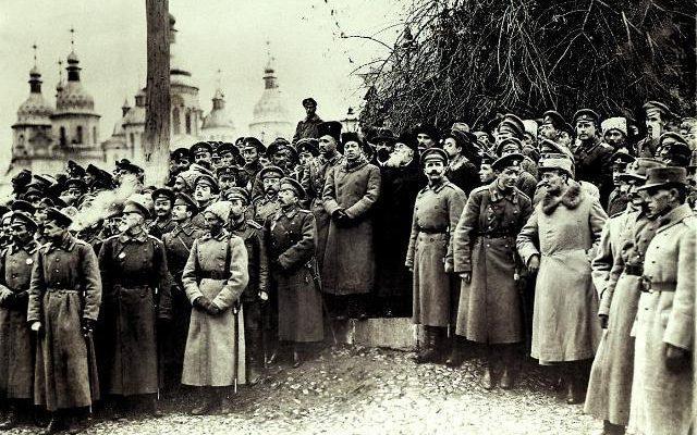 102 роки тому у Києві проголосили утворення УЦР / uinp.gov.ua