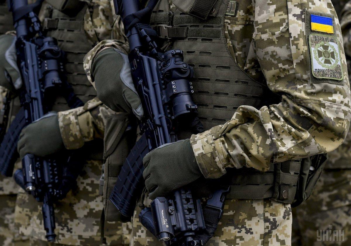 Украина усилила границу с Беларусью / фото УНИАН