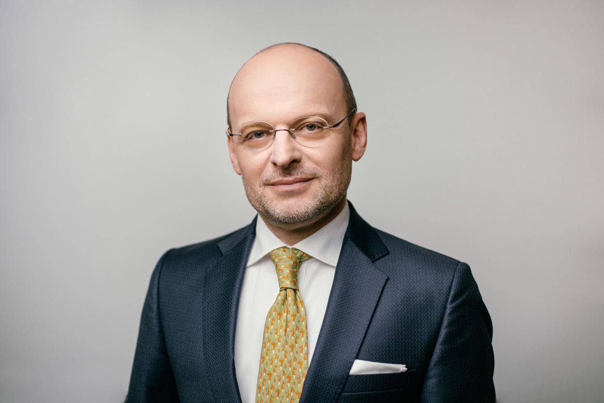 Тамаш Хак-Ковач рассказал о перспективах прихода иностранных инвестиций в Украину / фото пресс-службы ОТП Банка
