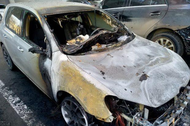 Причина возникновения пожара выясняется \ kh.dsns.gov.ua