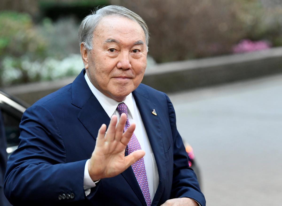 Нурсултан Назарбаев / Фото REUTERS