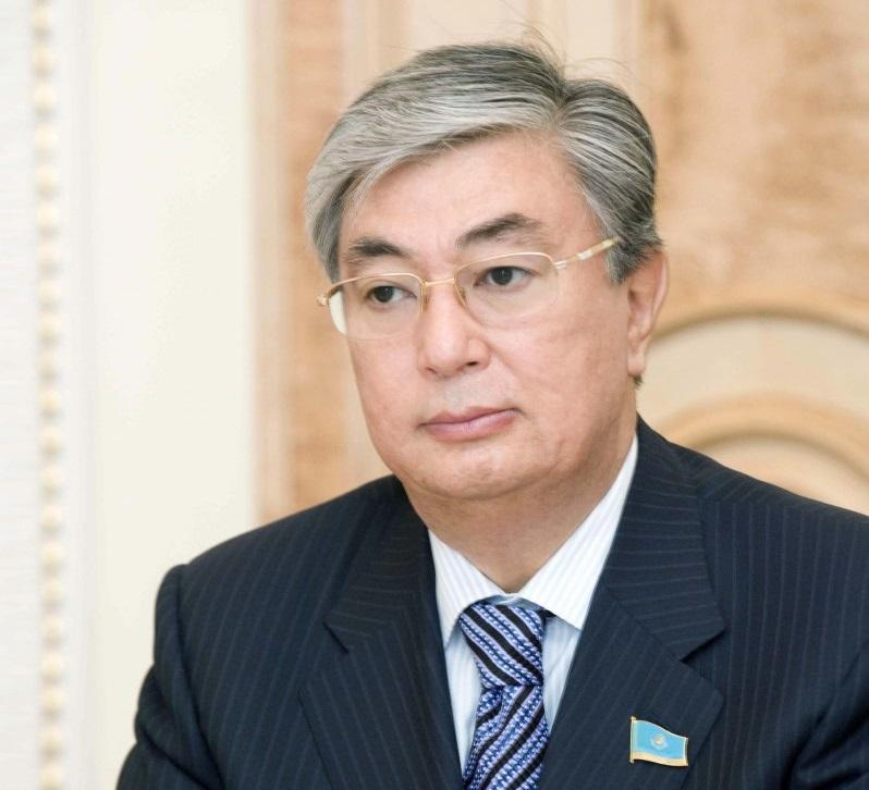 Президент Казахстана Касым-Жомарт Токаев считает, что Россия аннексировала Крым / фото УНИАН