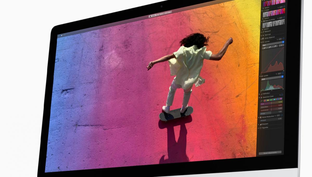 Разработчики утерждают, что текст отображается невероятно четко \ apple.com