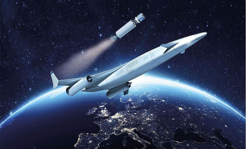 В Британии испытывают передовой двигатель для самолетов и космических кораблей / Reaction Engines Ltd