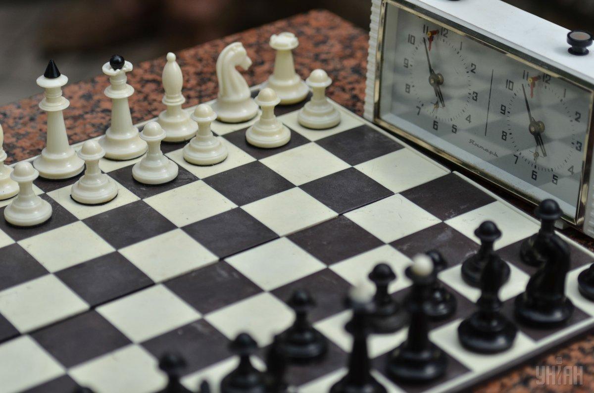 Всесвітній день шахів / фото УНІАН