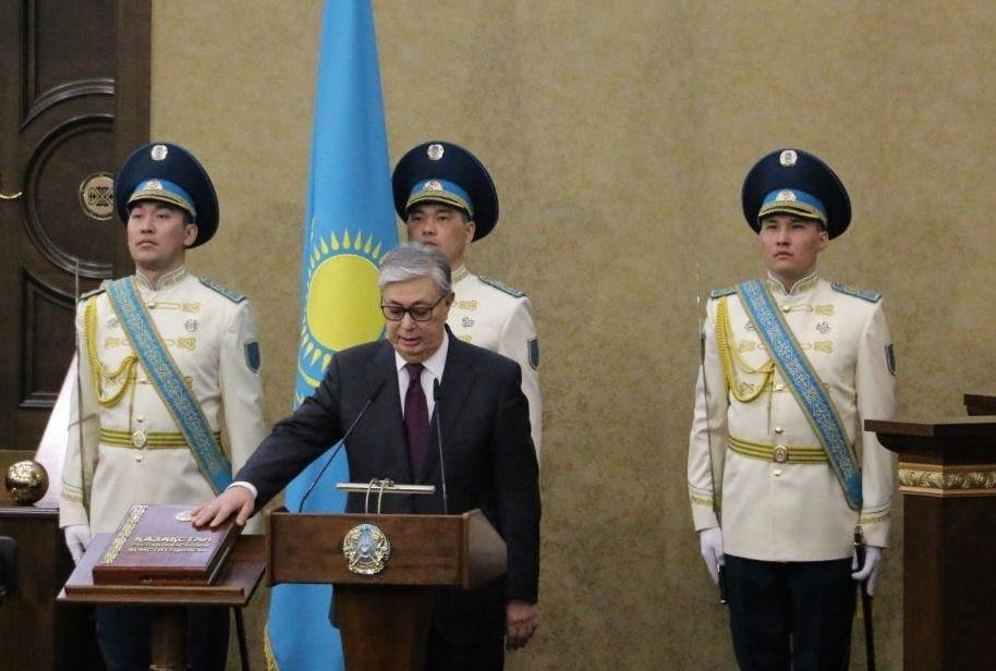 Токаев принес присягу в качестве президента Казахстана \ nur.kz