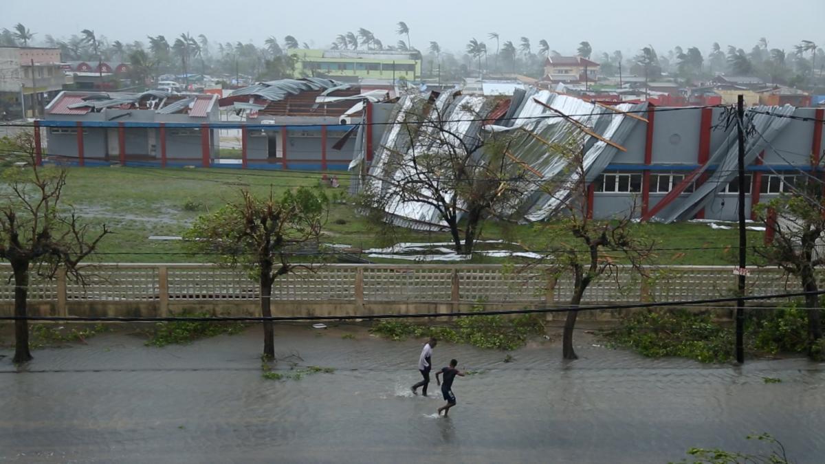 Циклон в Мозамбике / REUTERS