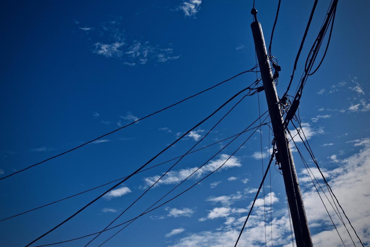 Від ураження струмом чоловік загинув на місці / фото flickr.com/crawfordbrian