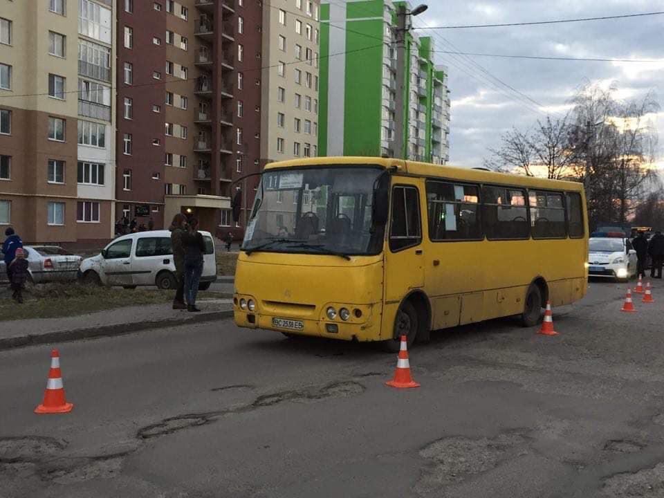 Во Львове отменили бесплатный проезд для пенсионеров / фото Игорь Зинкевич, facebook