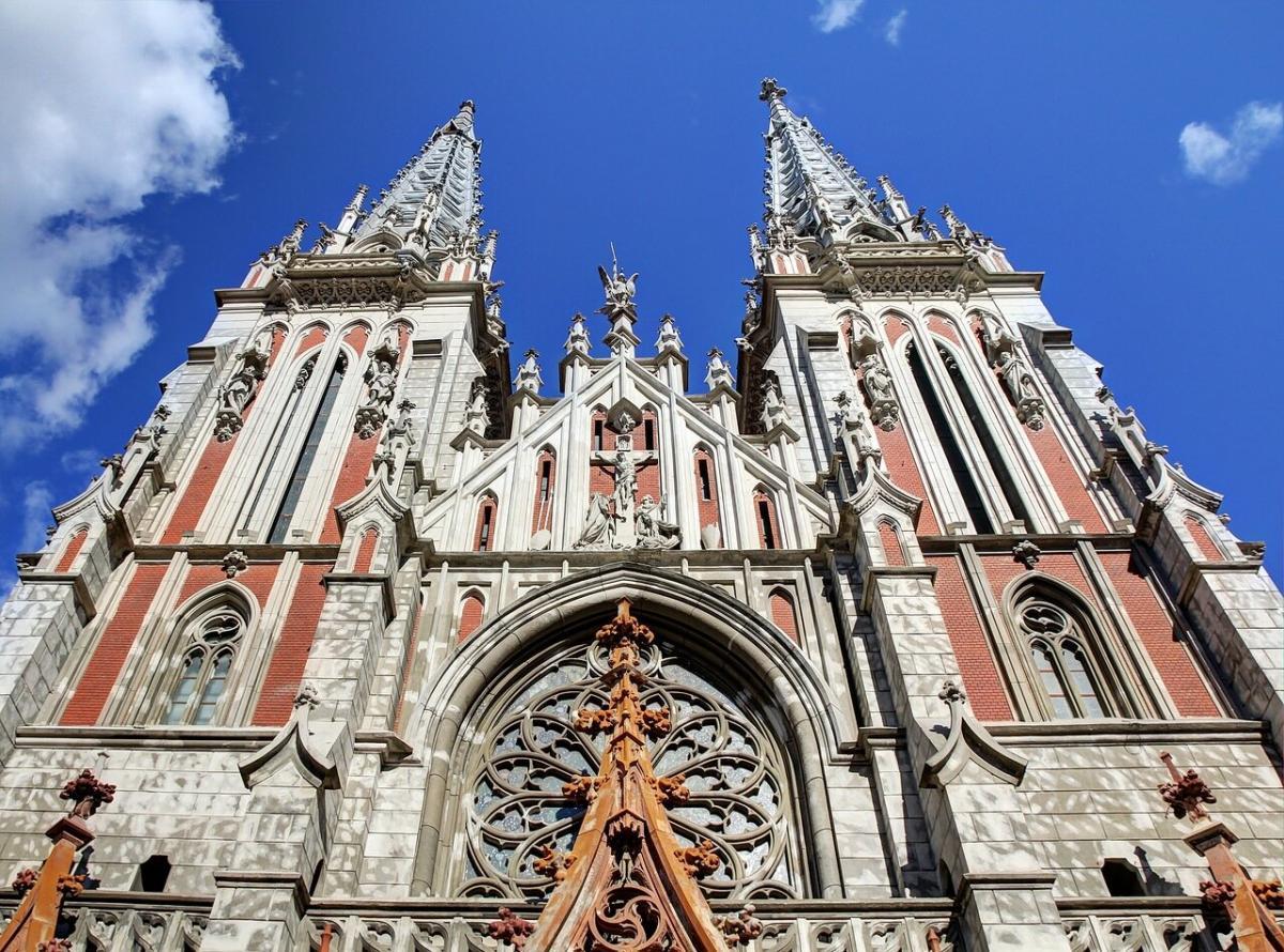 Костел Святого Николая в Киеве / Фото livejournal.com