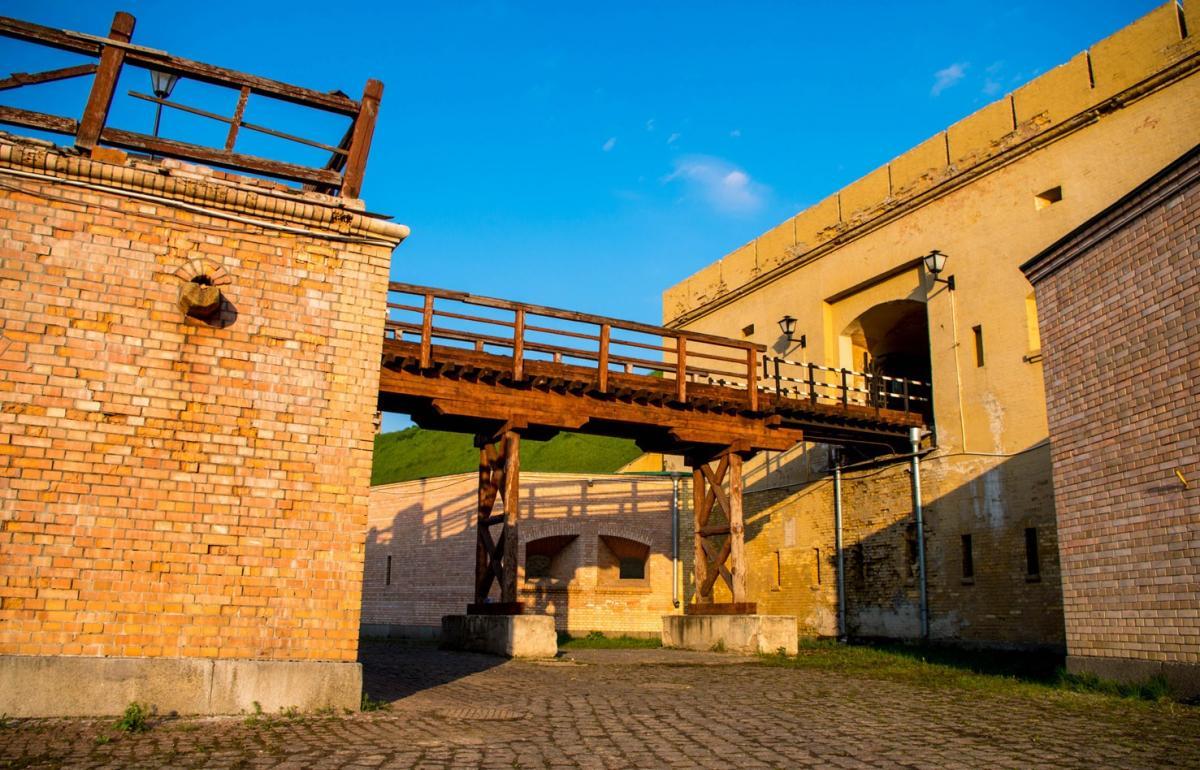 Крепость «Косой капонир» в Киеве / Фото google.com.ua