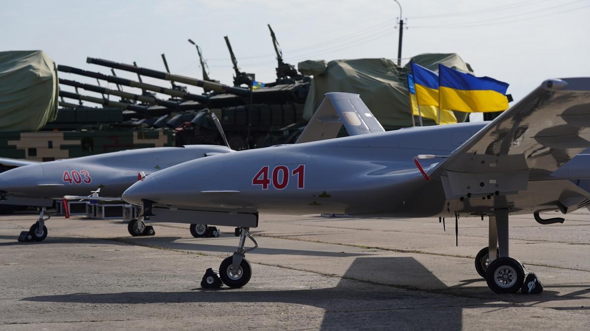 Рої україських безпілотників може знищити російські війська/ фото ukroboronprom.com.ua