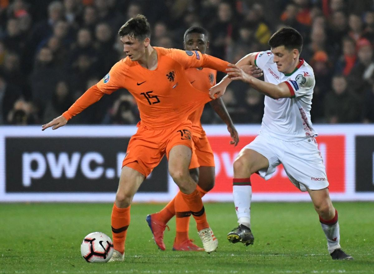 Збірна Нідерландів перемогла команду Білорусі в матчі відбору Євро-2020 / Reuters