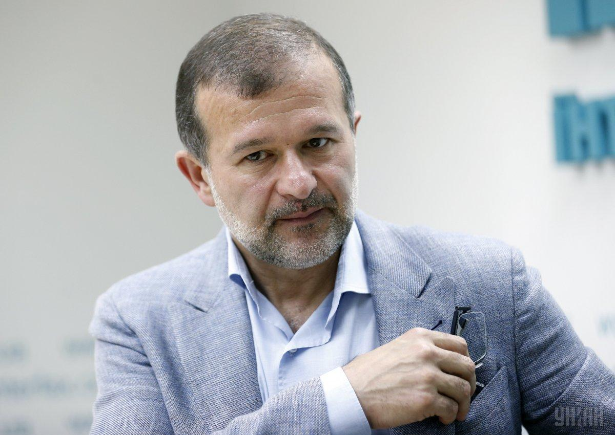 Нардеп Віктор Балога закликав завершити вибори вже в першому турі / фото УНІАН