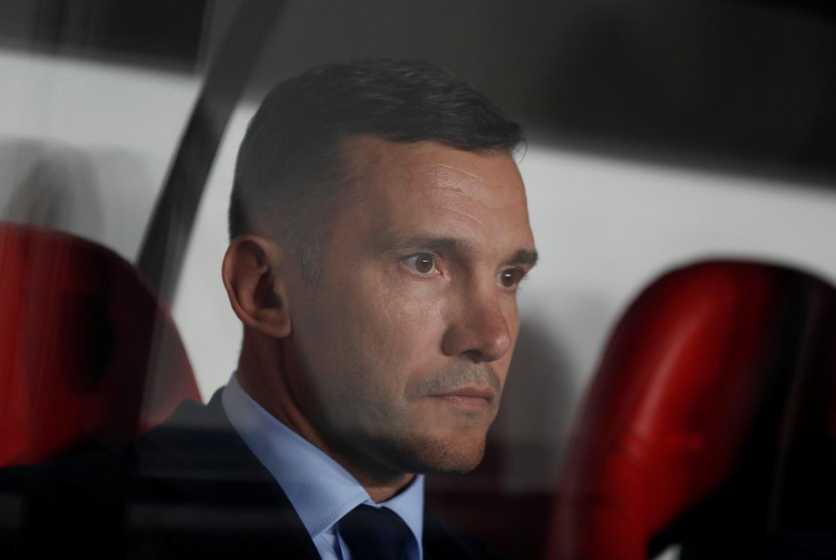 Шевченко остался доволен действиями команды в Португалии / Reuters