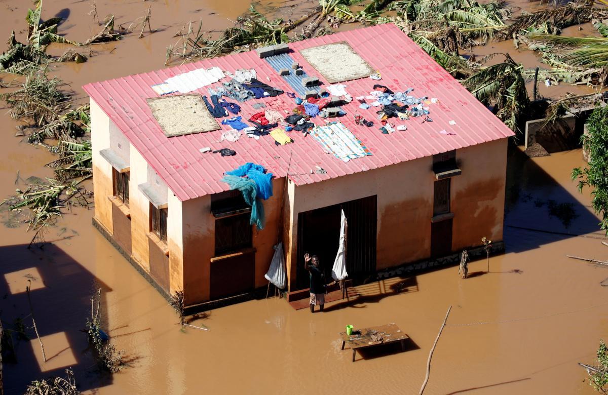 Мозамбік, циклон«Ідай» \ REUTERS