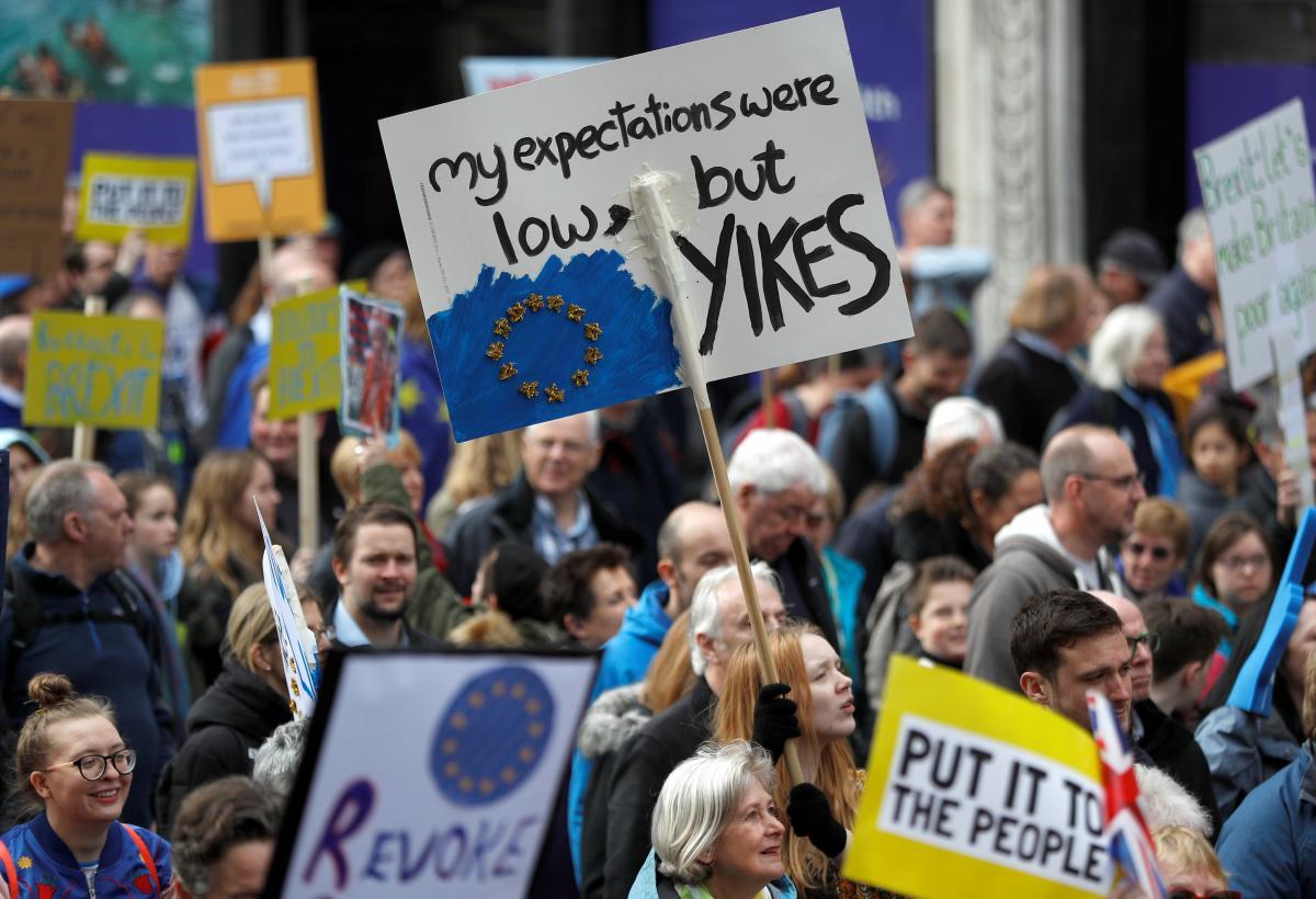 Лондон / REUTERS