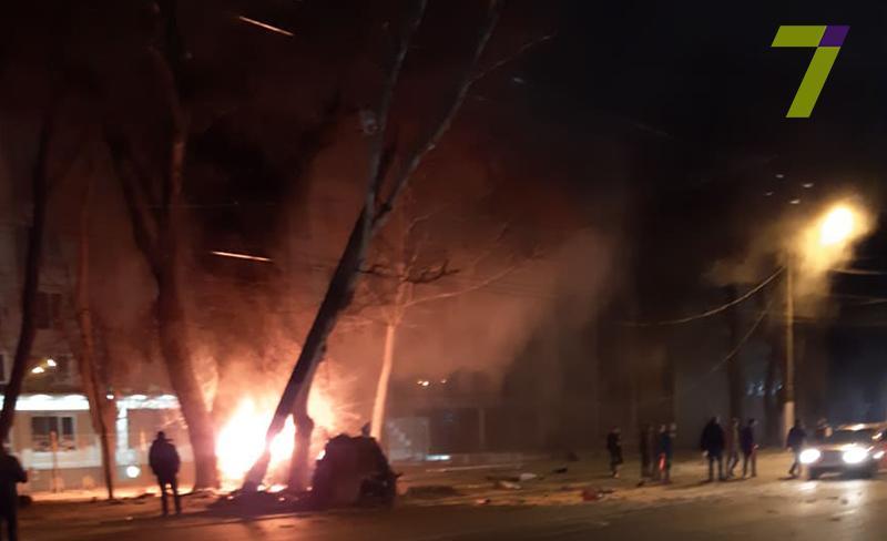 В Одесі сталася моторошна аварія із загиблими / 7 канал