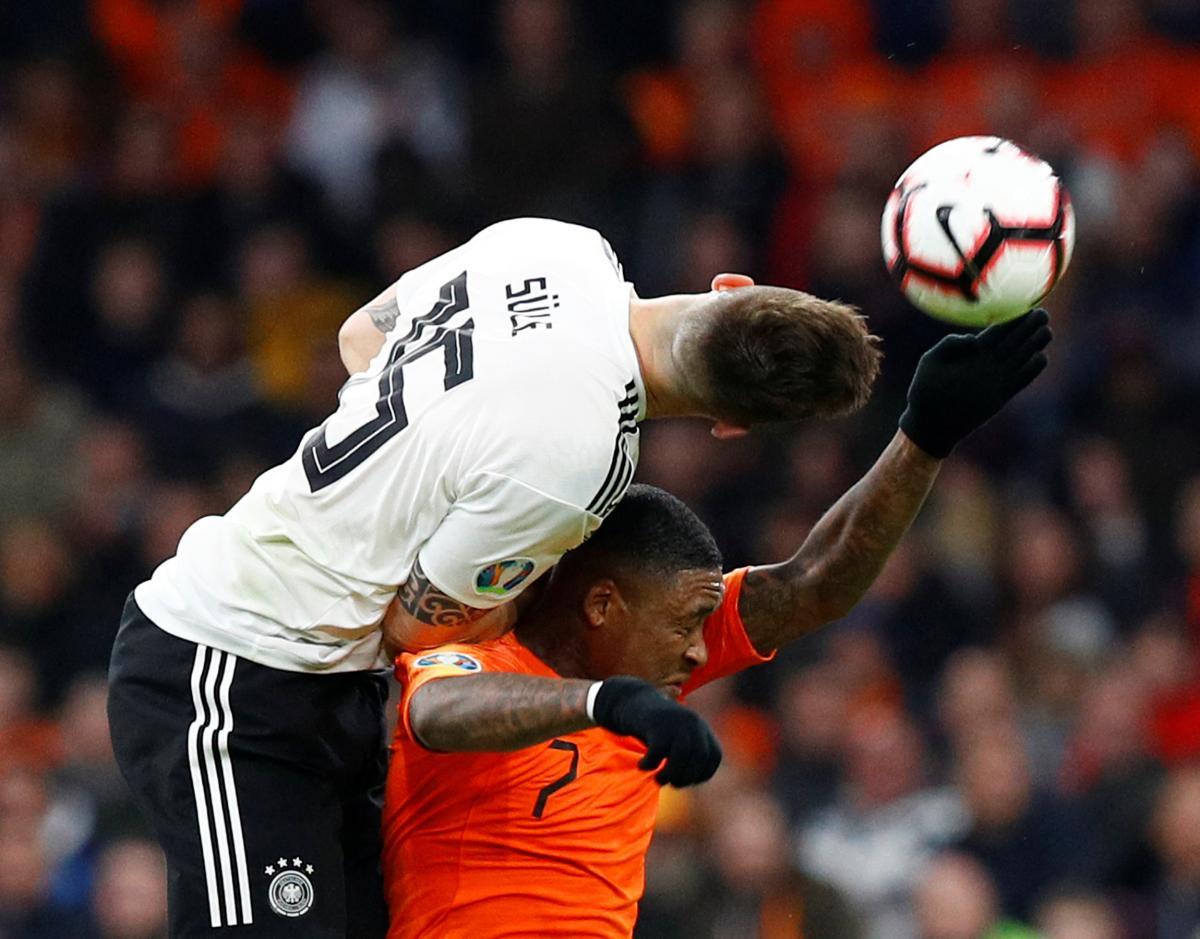 Голландія - Німеччина - 2:3 / REUTERS