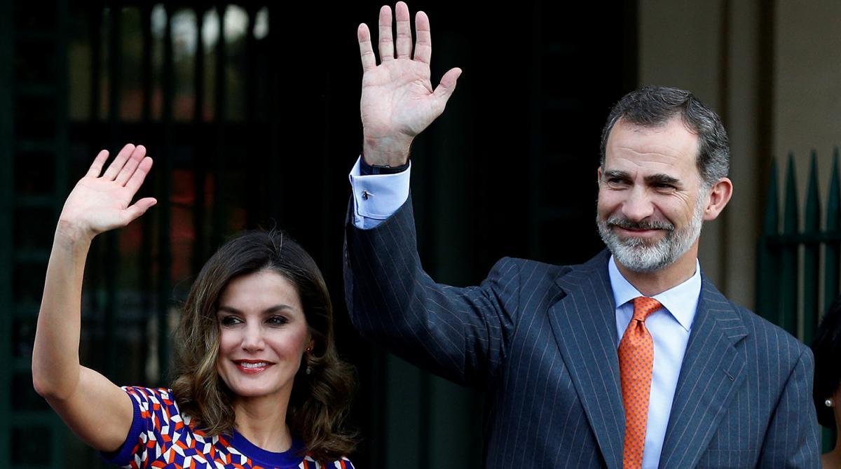 Королівська пара прибула в Аргентину ввечері 24 березня / REUTERS