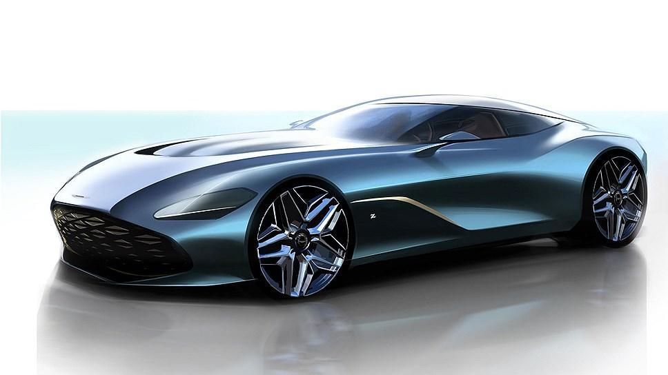 К100-летию Zagato подготовили комплект эксклюзивных купе Астон Мартин