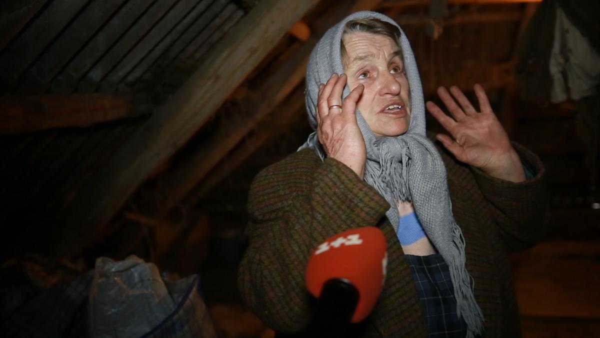 Надію Зінченко після пережитого жахіття паралізувало на три місяці