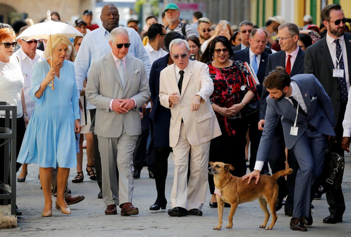 Наследник британского престола принц Чарльз \ REUTERS