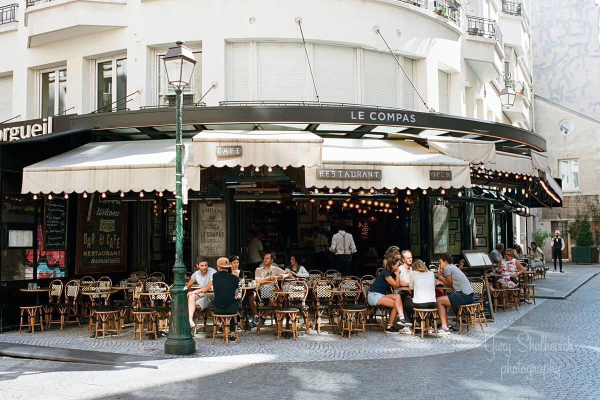 Париж цікавий тим, що він різний / фото Yury Shulhevich