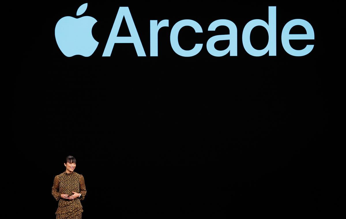 Apple Arcade / REUTERS