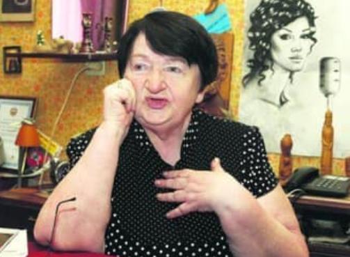 Бабушка Анастасии Приходько / Facebook Анастасия Приходько