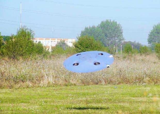 Разработчики утверждают, что полноразмерный летательный аппарат ADIFO будет пилотируемым / Фото: New Atlas