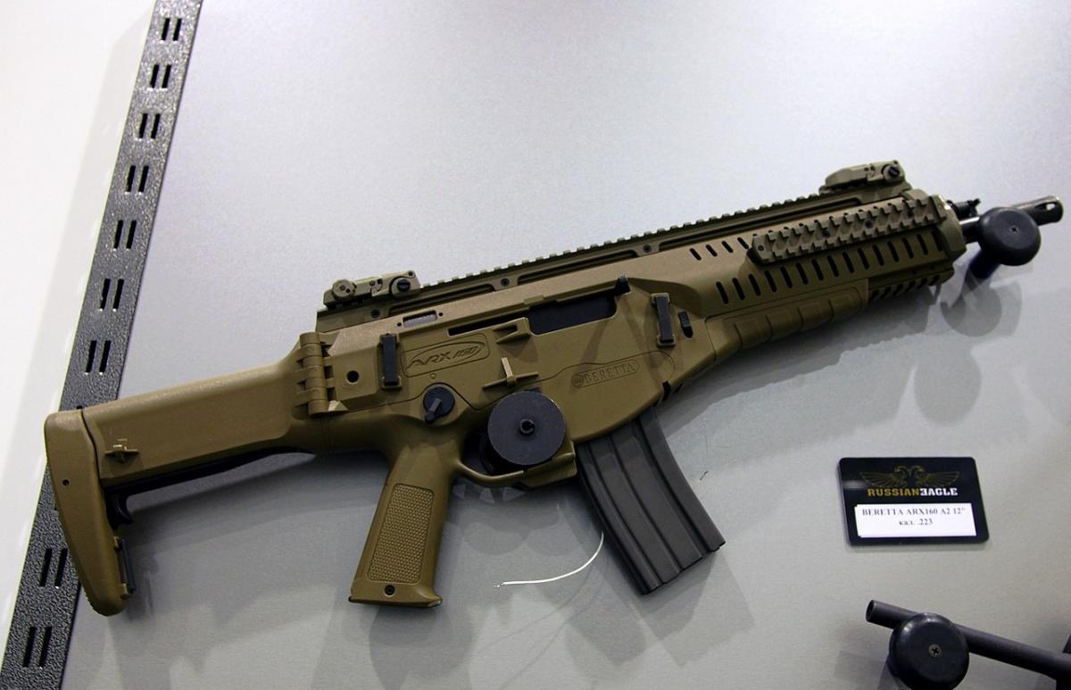 Beretta ARX160 / фото wikipedia.org