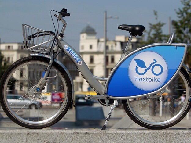 Во Львове насчитывается 23 станции муниципального велопроката NextBike \ Харьков NOW