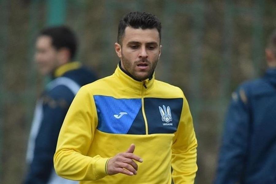 Жуниор Мораес не сыграет против Сербии и Люксембурга / фото: dynamo.kiev.ua