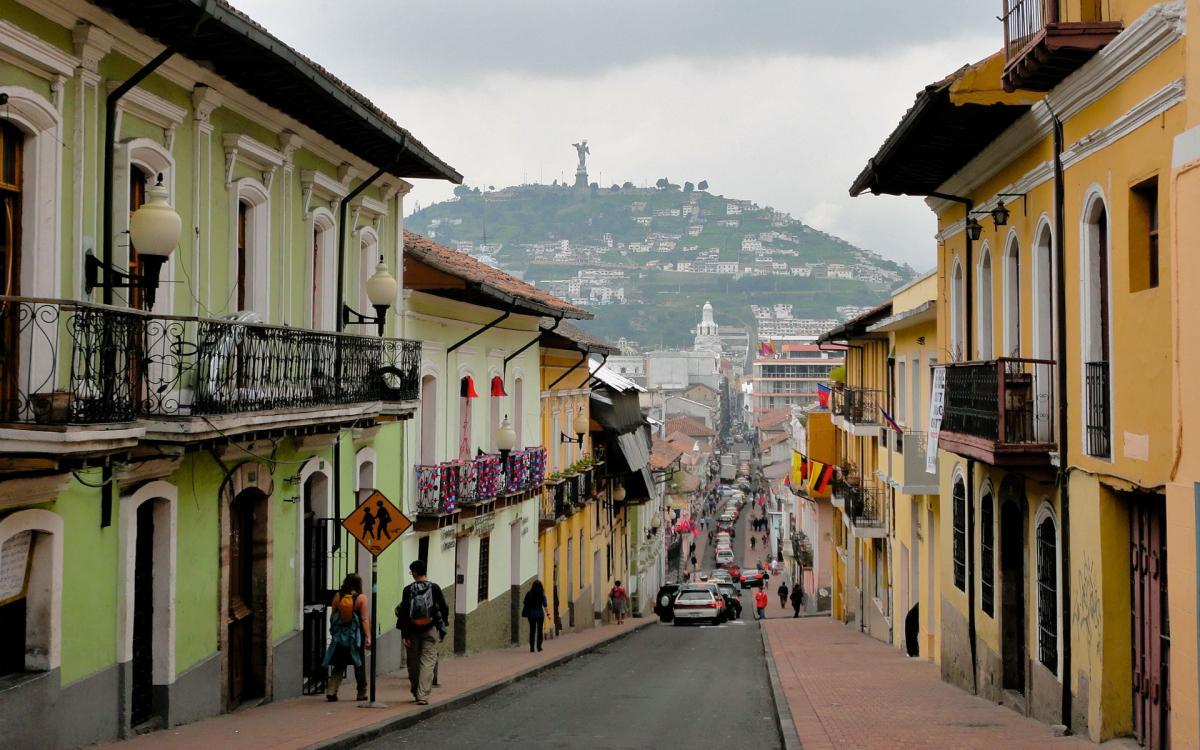 Эквадор стал 21-й страной с безвизовым режимом для украинцев в Латинской Америке/ фото изоткрытых источников