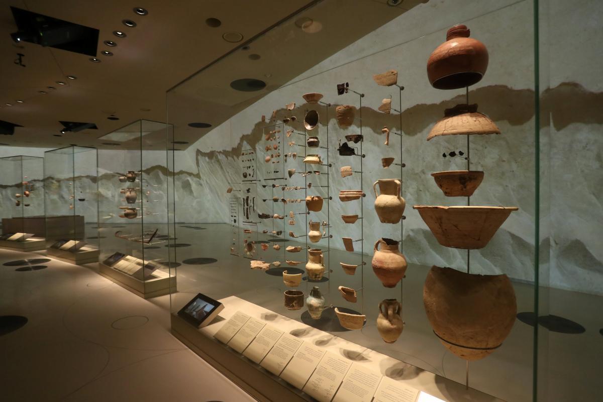 Музей в катарском городе Даха / REUTERS