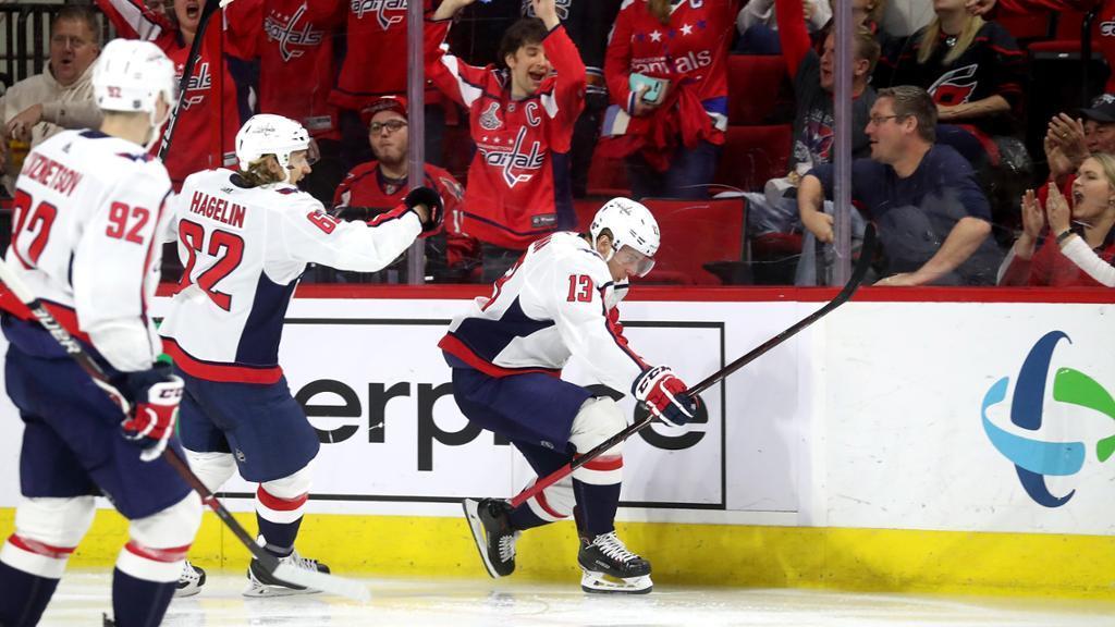 Вашингтон в п'ятий раз поспіль вийшов у плей-офф НХЛ / NHL.com