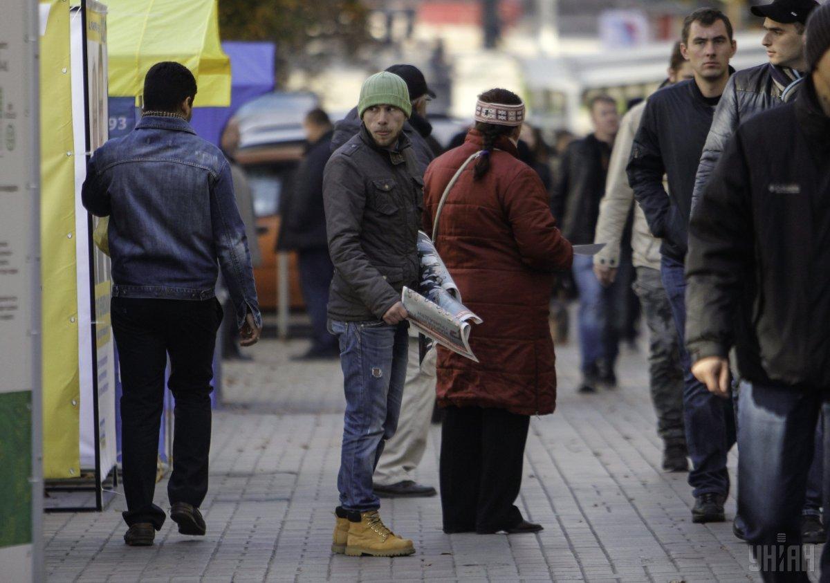 Сьогодні в Україні заборонено агітацію за кандидатів у президенти / фото УНІАН