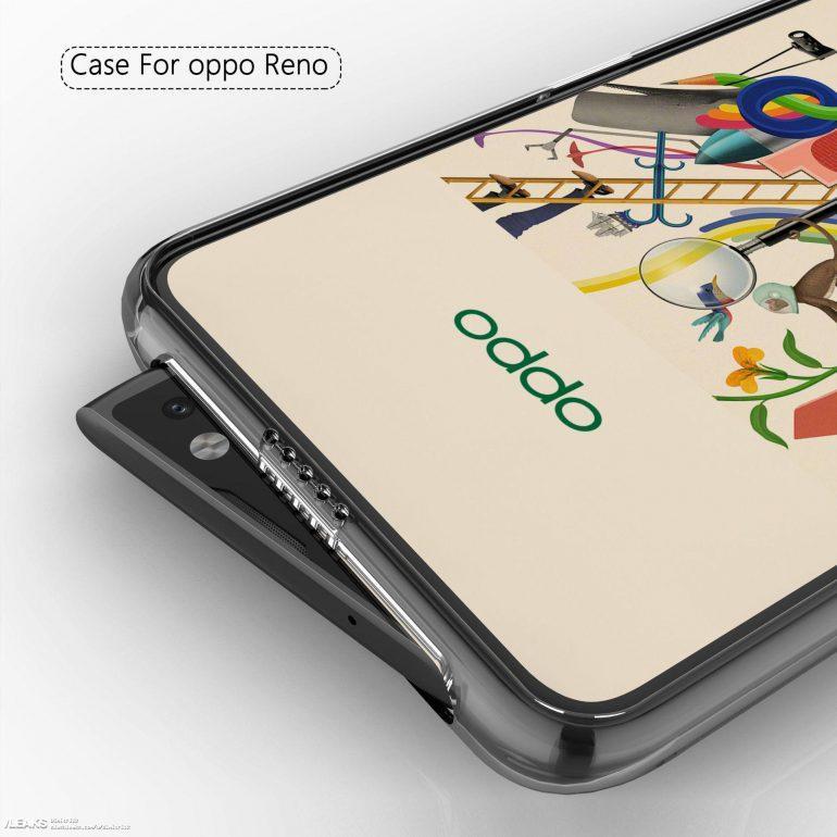Компания Oppo готовит к выпуску новый флагманский смартфон Reno / фото Slashleaks