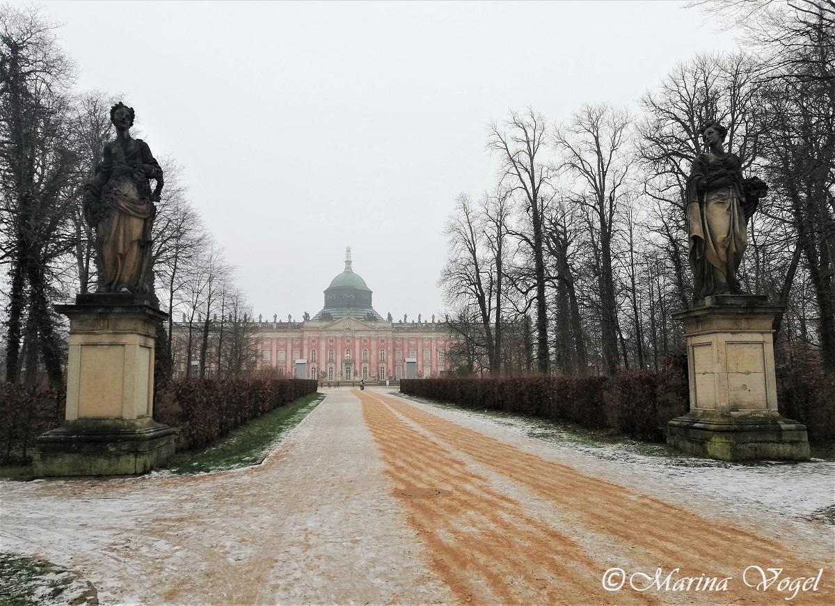 Новый дворец в Сансуси / Фото Марина Григоренко