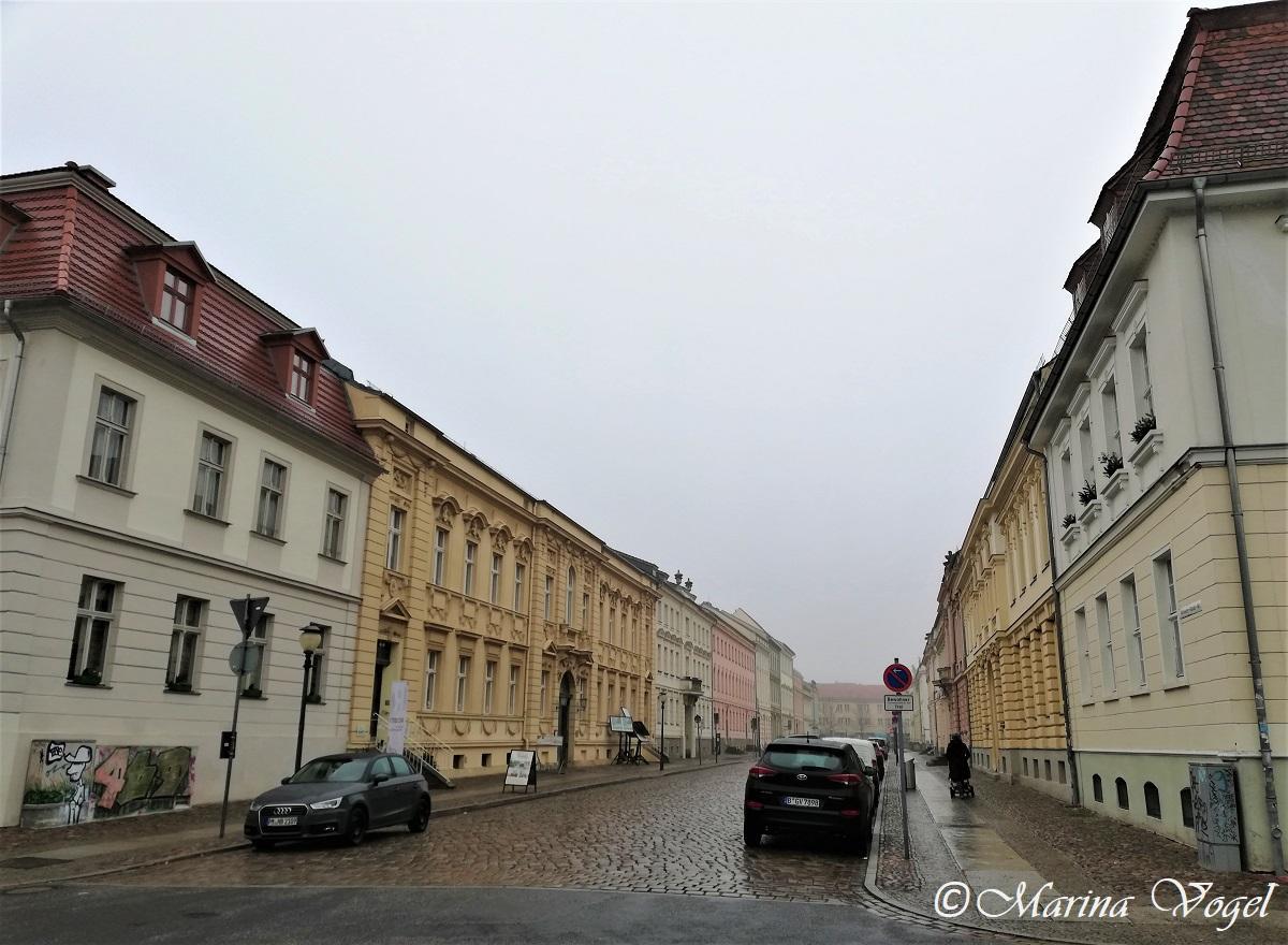 Уютные улочки в Потсдаме / Фото Марина Григоренко
