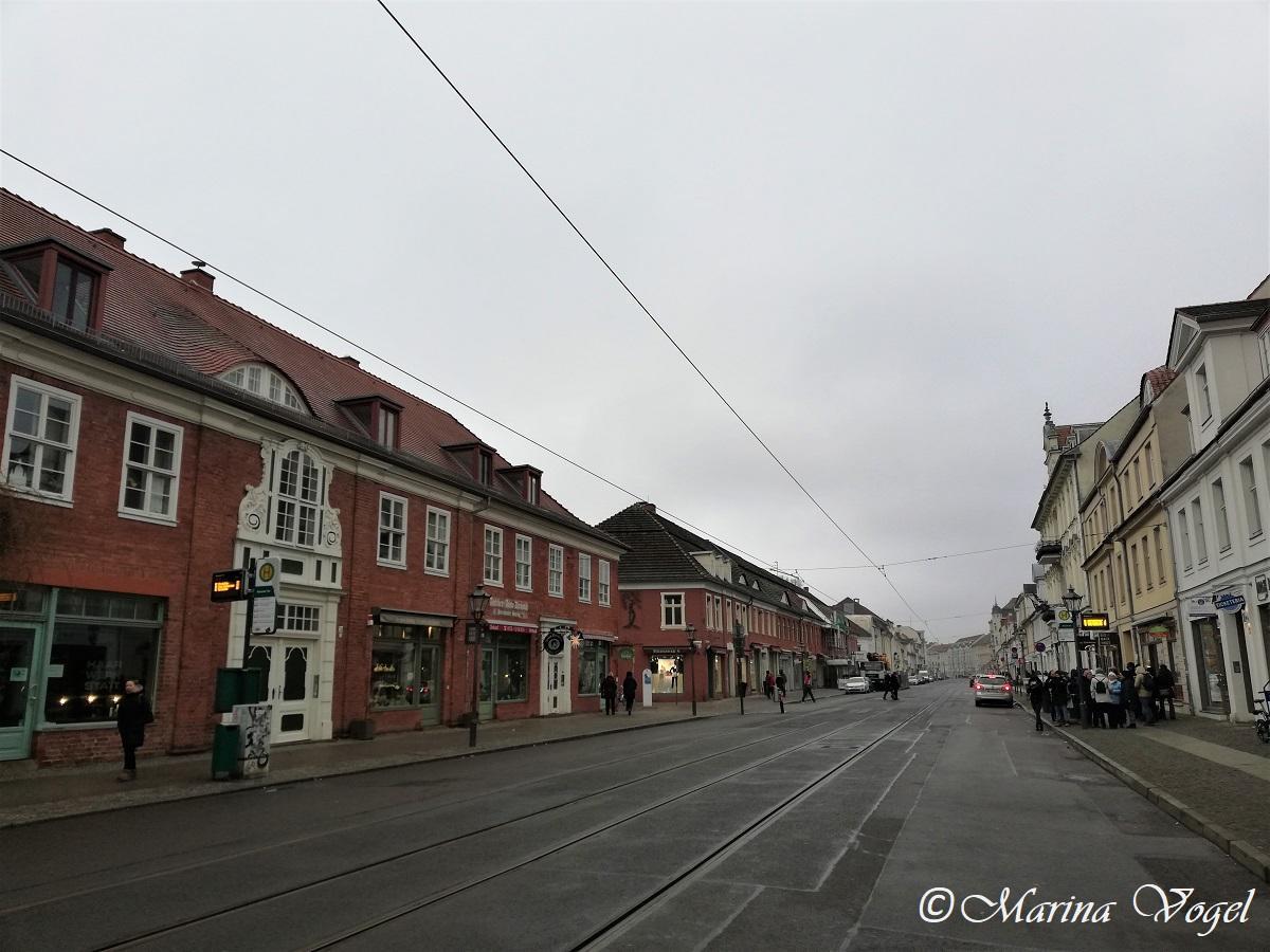 Голландский квартал в Потсдаме / Фото Марина Григоренко