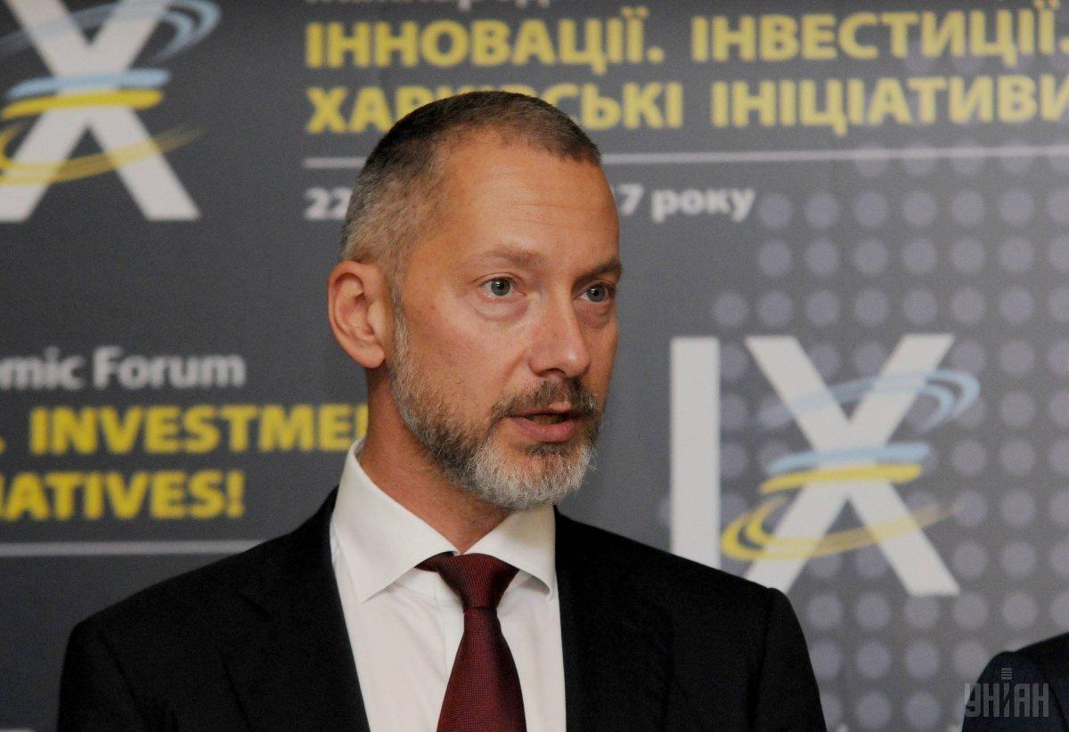 Экс-глава Администрации президента Борис Ложкин / фото УНИАН