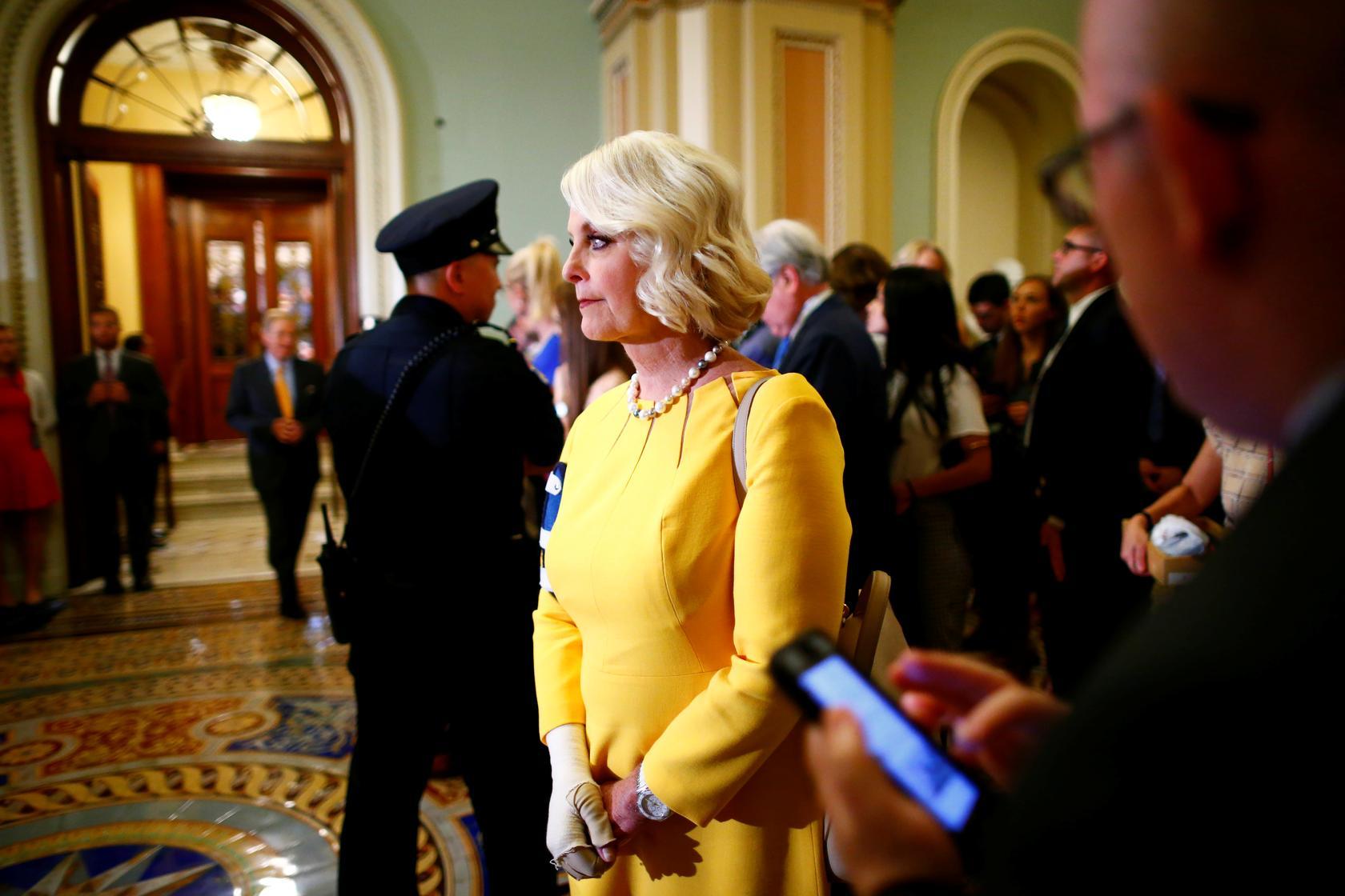 Вдова американского сенатора Синди Маккейн /REUTERS