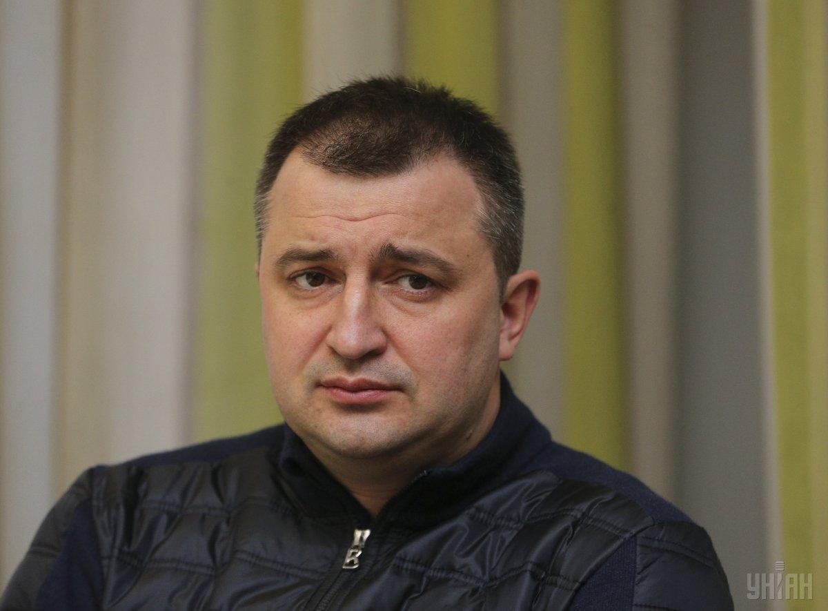 Константин Кулик сейчас взял больничный / фото УНИАН