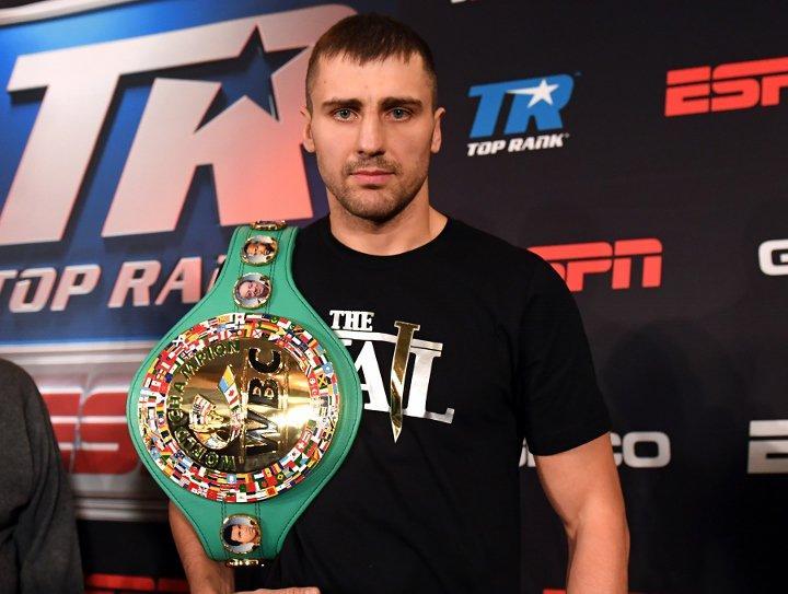 Александр Гвоздик / boxingscene.com